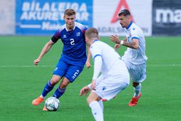 Alfons Sampsted hefur komið vel inn í liðið hjá Bodø/Glimt.