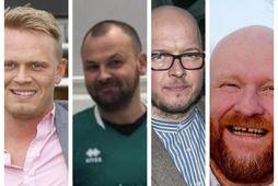 Hjörvar Hafliðason, Mikael Nikulásson, Stefán Hrafn Hagalín og Hjálmar Örn Jóhannsson tjáðu sig um fermingargjafir.