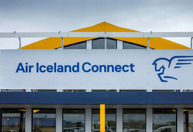 Flugfélag Íslands is now called Air Iceland Connect.