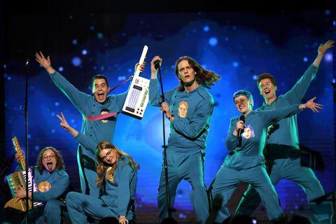 Margir telja að Daði og Gagnamagnið hefðu farið alla leið og sigrað Eurovision í Rotterdam …