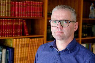 Valmundur Valmundsson, formaður SSÍ.