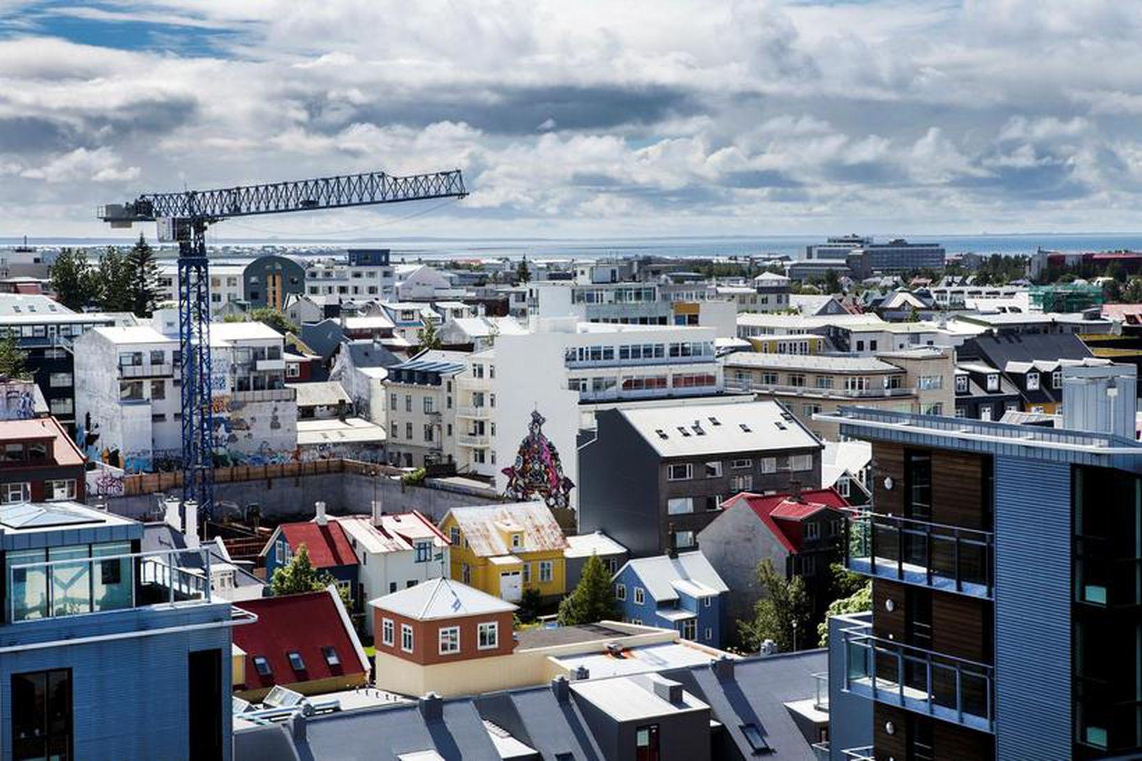 Reykjavíkurborg.