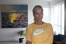 Telma Matthíasdóttir er einkaþjálfari.