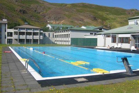 Sælingsdalur Swimming Pool