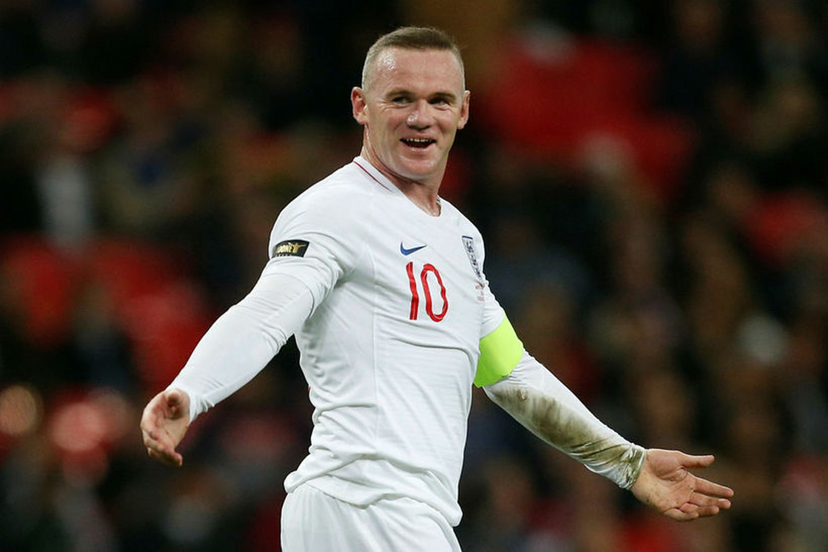 Wayne Rooney vill sjá Pochettino hjá Manchester United.