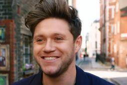Írski söngvarinn Niall Horan.