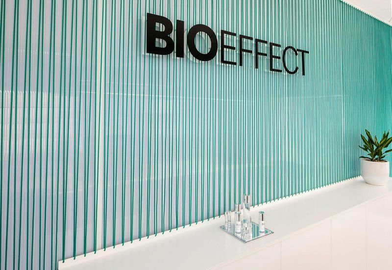 ORF is known for its BIOEFFECT skin care products.