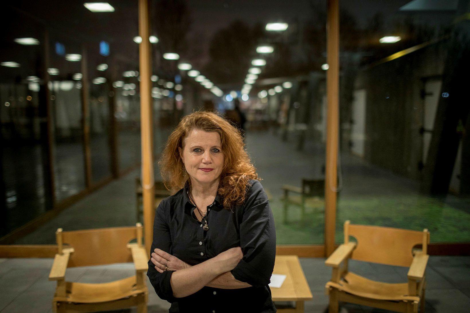 Kristín Helga Gunnarsdóttir á þrjár bækur á lista yfir nýútgefnar …