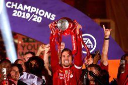 Jordan Henderson hefur talað fyrir hönd leikmanna Liverpool.