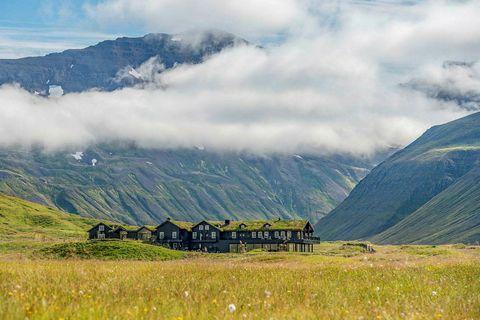 Deplar Farm, North Iceland.