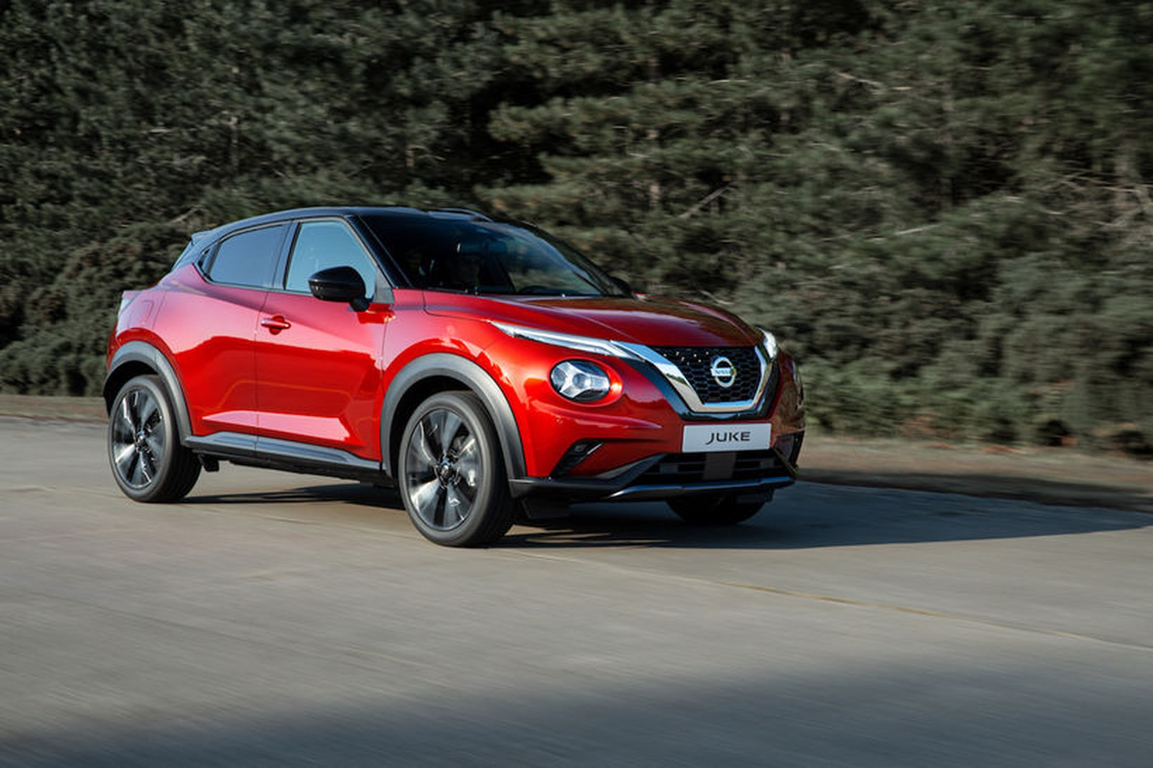Hinn nýi Nissan Juke verður kynntur hjá BL í janúar …