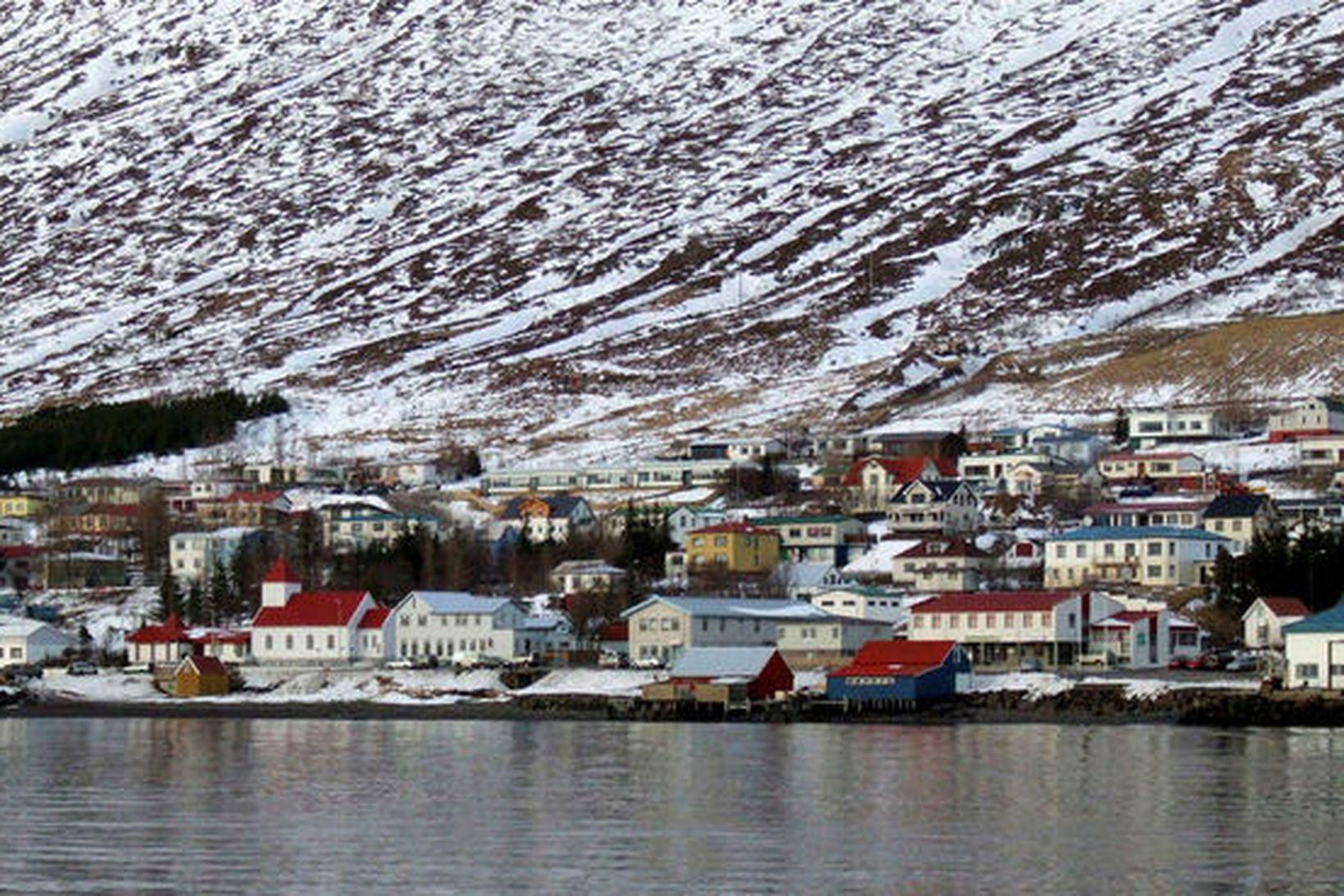 Fjarskiptasamband verður rofið í Neskaupstað í nótt, aðfaranótt miðvikudags.