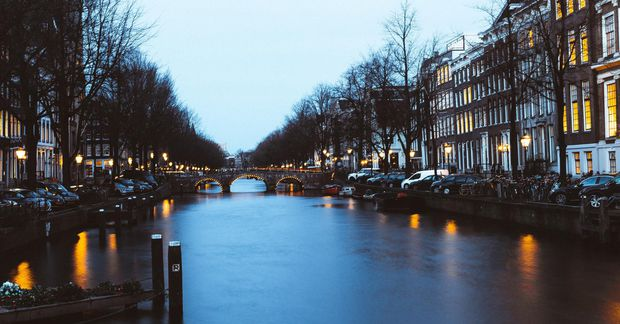 Amsterdam fer í jólabúning á aðventunni.