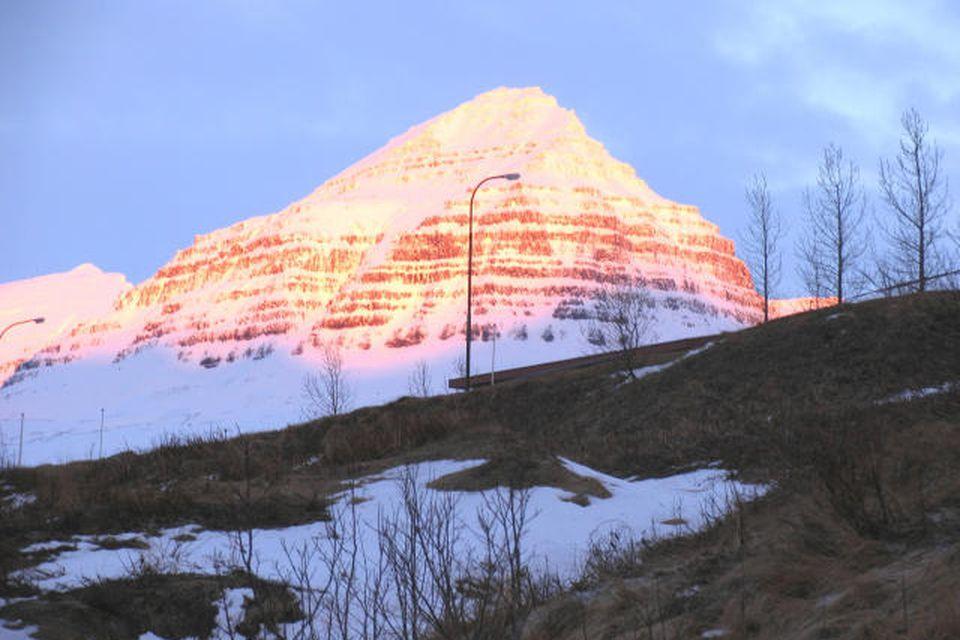 Vaðhorn við Fáskrúðsfjörð