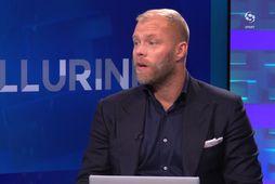 Eiður um van Dijk: Hræðilegt að sjá þetta