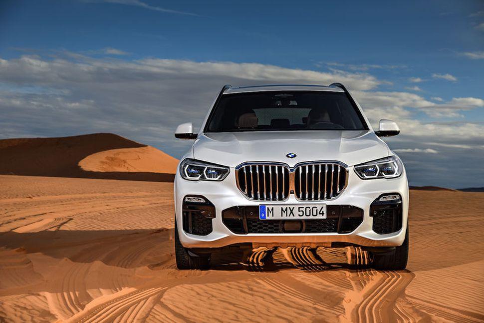 BMW er besta bílmerkið að mati Dana.