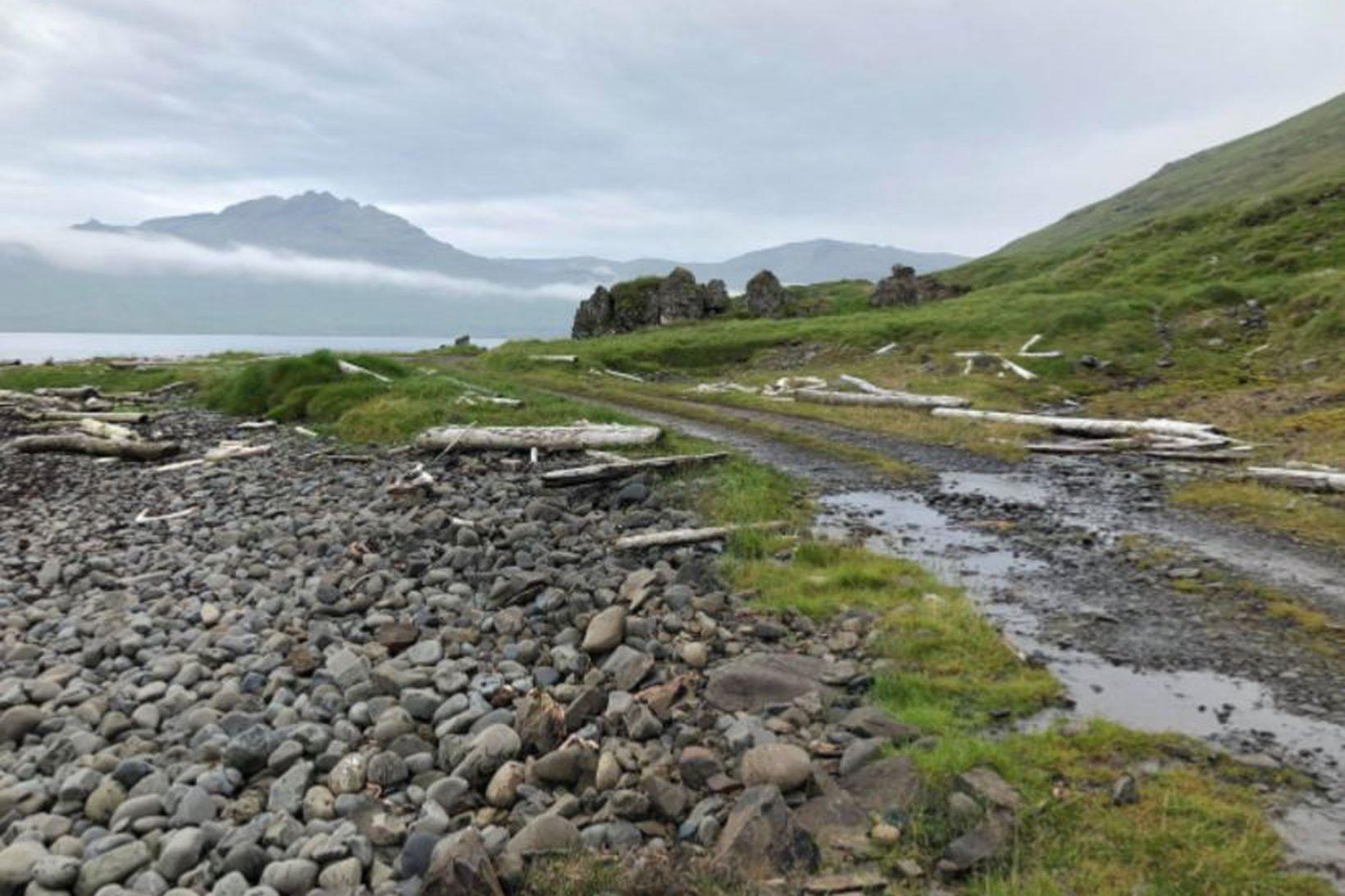 Ófeigsfjörður.