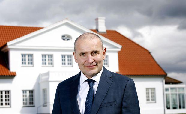 Guðni Th. Jóhannesson, forseti Íslands, segir ríkisstjóratíð Sveins Björnssonar 1941-1944 hafa verið mótunarár forsetaembættisins.