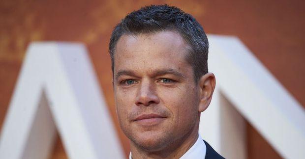Matt Damon dvelur í smábæ á Írlandi á meðan heimsfaraldurinn geisar.