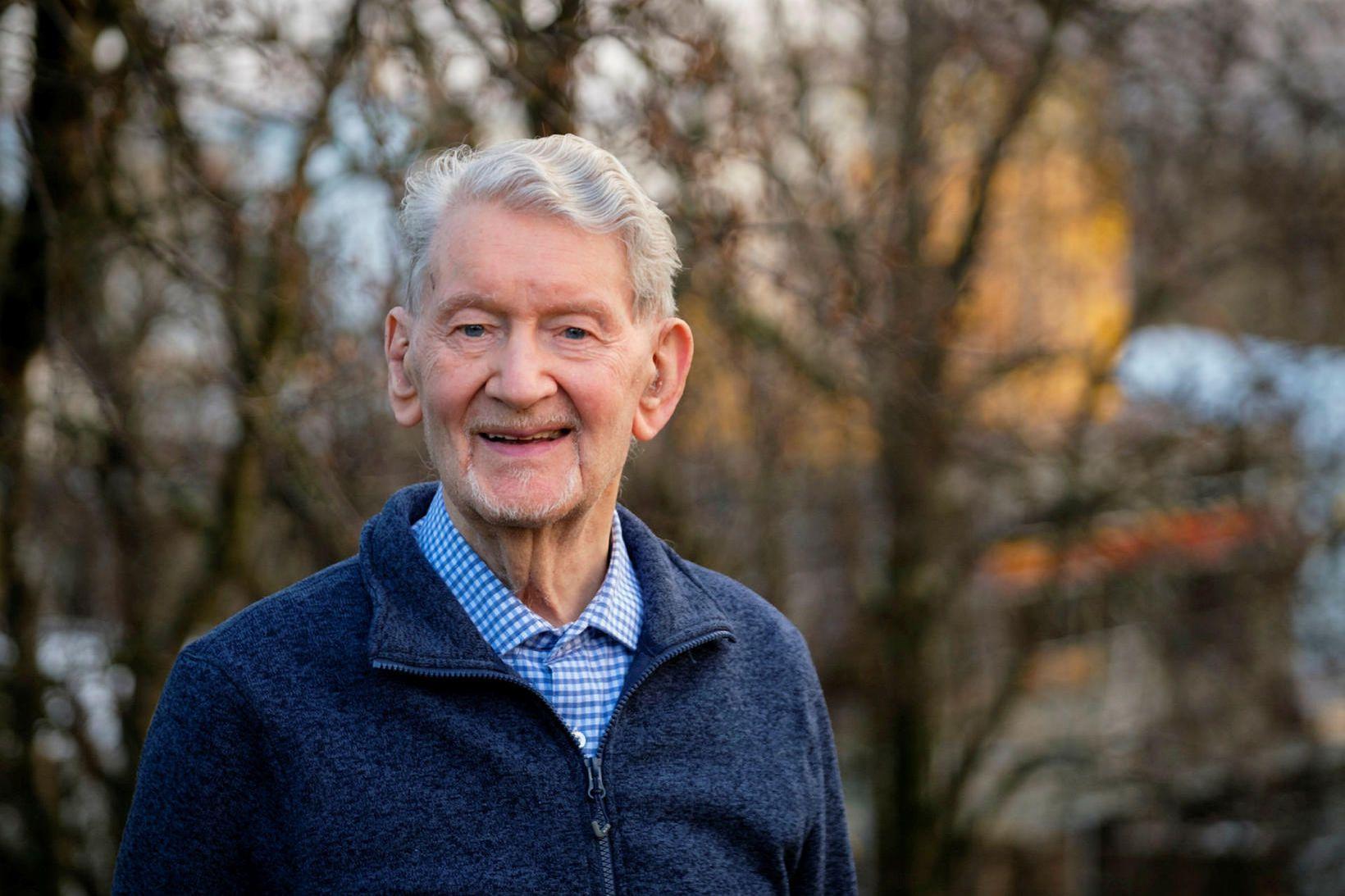 Páll Bergþórsson hefur skoðað loftslag fyrri alda og hvers má …