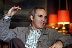 Garrí Kasparov.