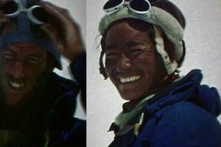 Sigruðu Everest fyrir 60 árum