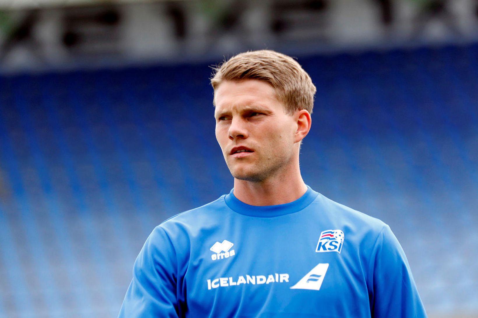 Björn Bergmann Sigurðarson er enn leikmaður Lillestrøm.