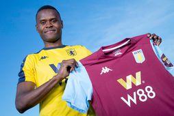 Mbwana Samatta er orðinn leikmaður Aston Villa.