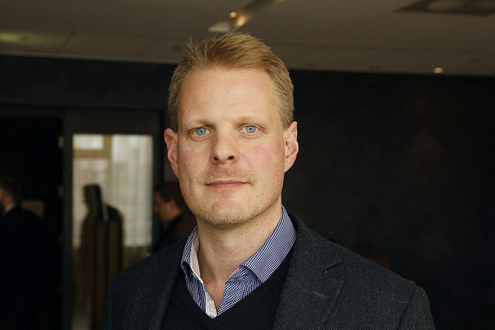 Ásberg Jónsson, stofnandi og framkvæmdastjóri Nordic Visitor.