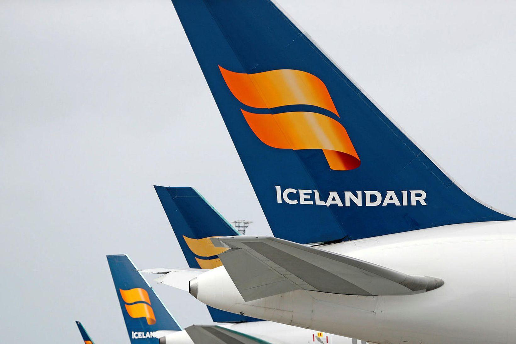 Staða Icelandair varð flóknari eftir að flugfreyjur felldu kjarasamning í …