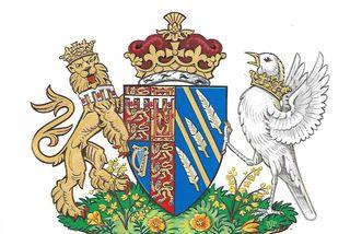Meghan Markle, hertogaynjan af Sussex, hefur hannað sitt eigið skjaldarmerki.