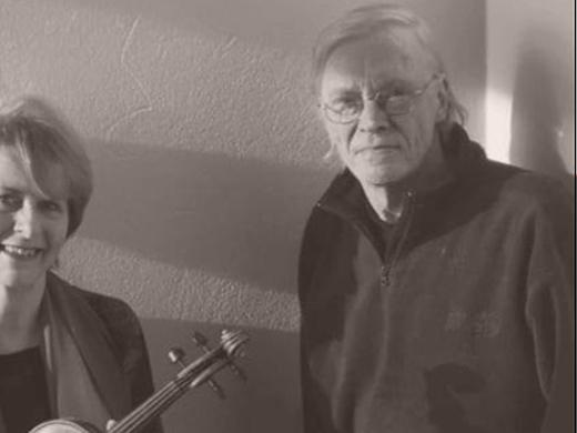 Mozart tónleikar - Guðný Guðmunds og Gerrit Schuil