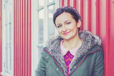 Berglind Sigmarsdóttir.