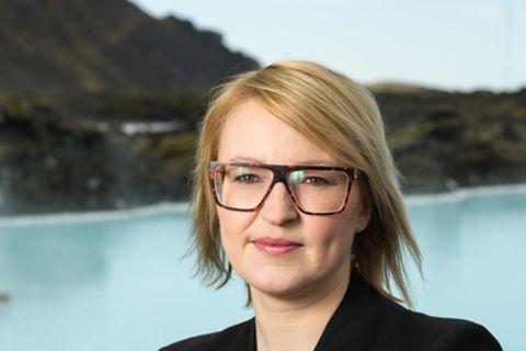 Dagný Hrönn Pétursdóttir.