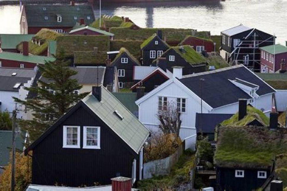 Frá Þórshöfn í Færeyjum.