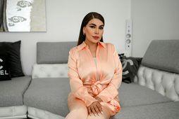 Aryana Sayeed býr nú í Istanbúl ásamt unnusta sínum.
