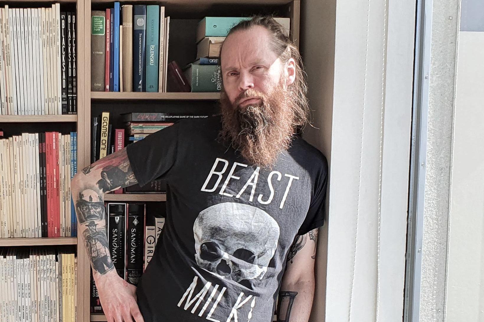 Aðalbjörn Tryggvason.