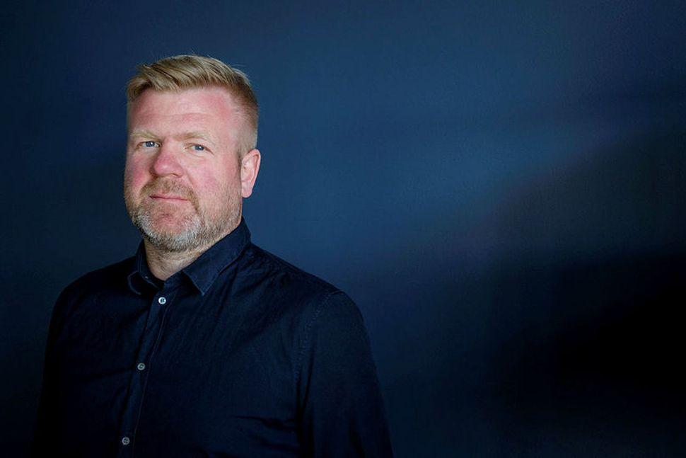 Ásgeir Freyr Ásgeirsson framkvæmdastjóri Zenus.