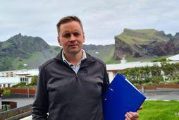 Tryggvi Már Sæmundsson hóf undirskriftalistann.