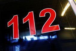Að meðaltali heimsóttu 235 manns á dag sérstaka vefgátt 112 vegna ofbeldis.