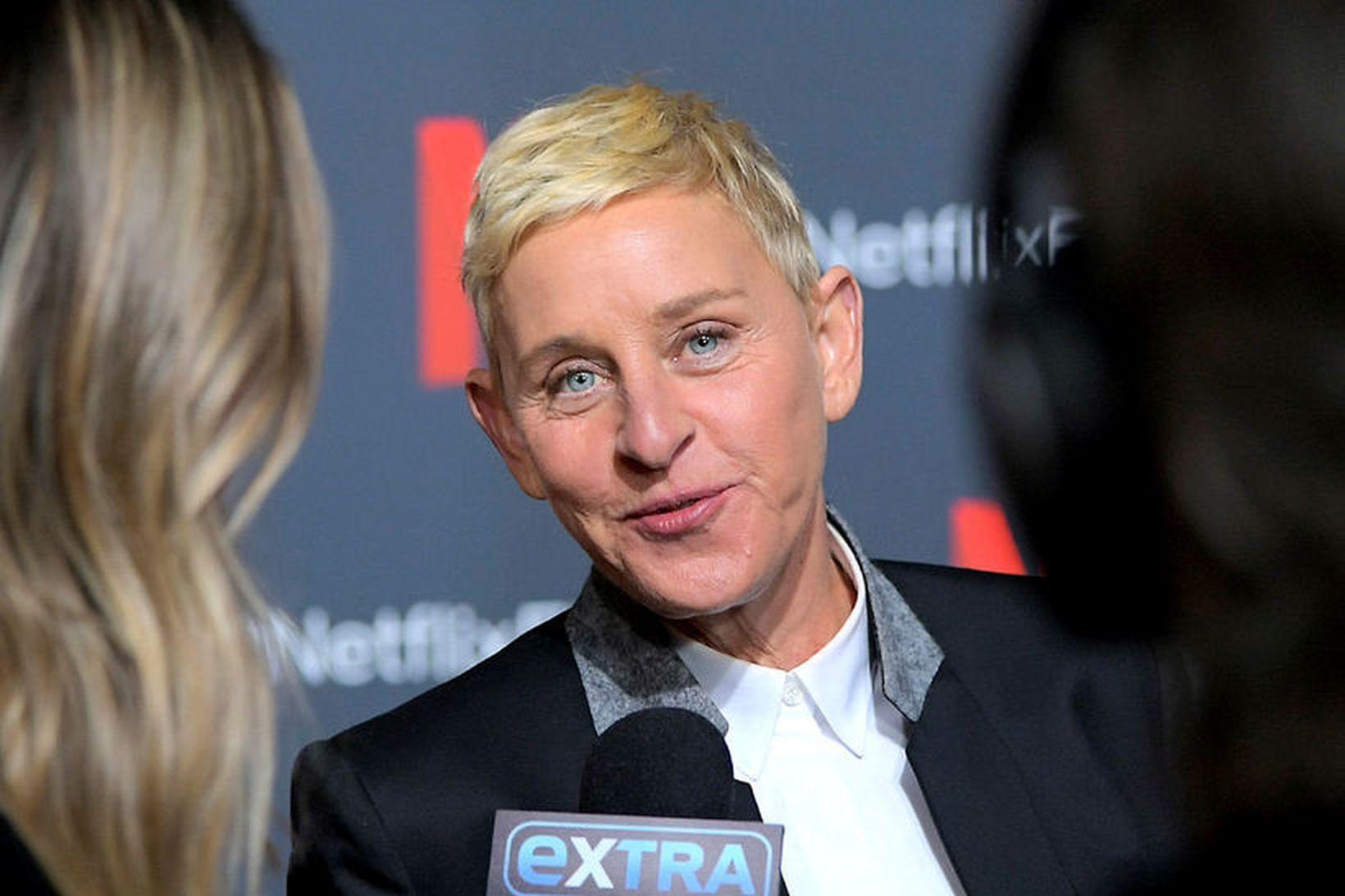 Brad Garrett segir það á allra vitorði að Ellen DeGeneres …