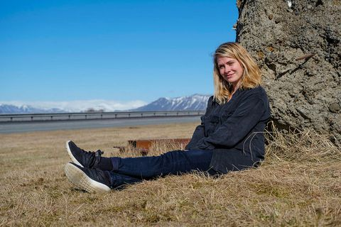Ethnologist Bryndís Björgvinsdóttir