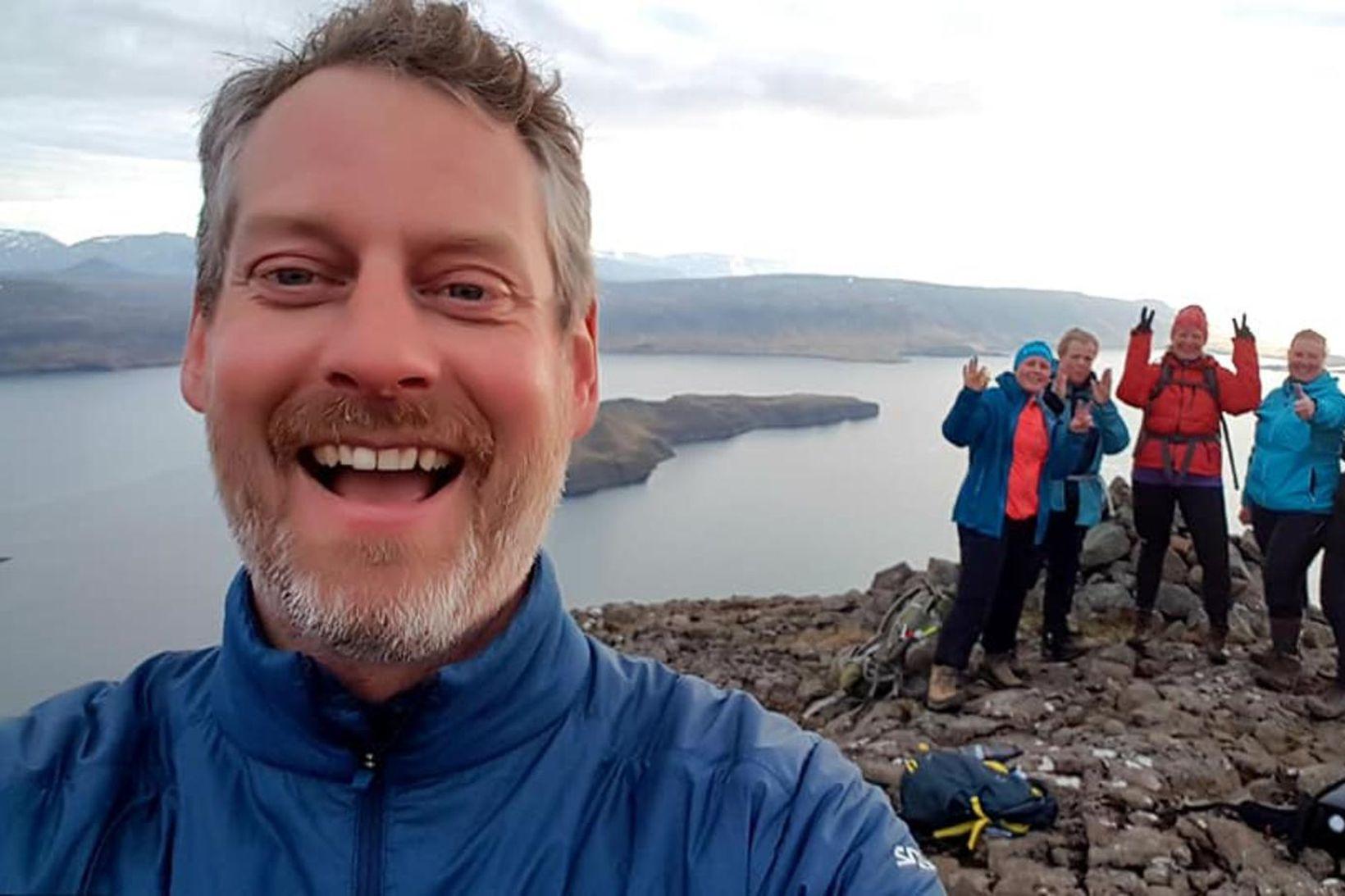 Einar Skúlason á hugmyndina á bak við Wappið.