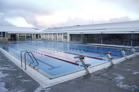 Reykjanes Swimming Center / Waterworld