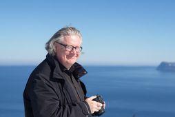 Helgi Hjálmtýsson hefur búið í Bolungarvík síðan 2012.