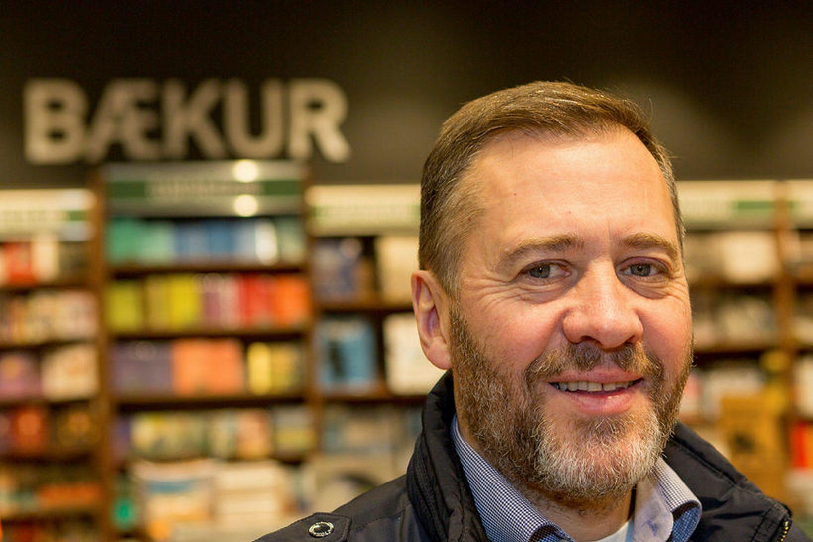 Ingimar Jónsson forstjóri Pennans.