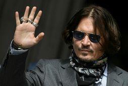 Johnny Depp.