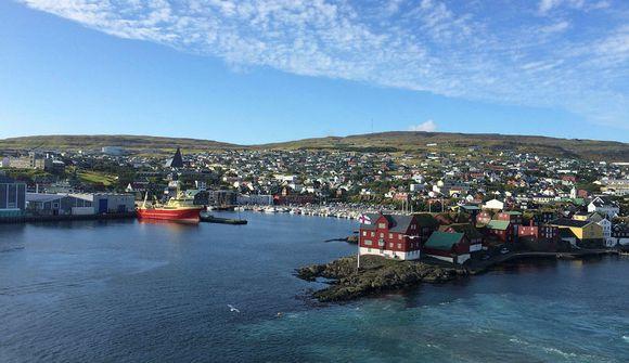 Samþykkja 27.000 km² til Færeyja