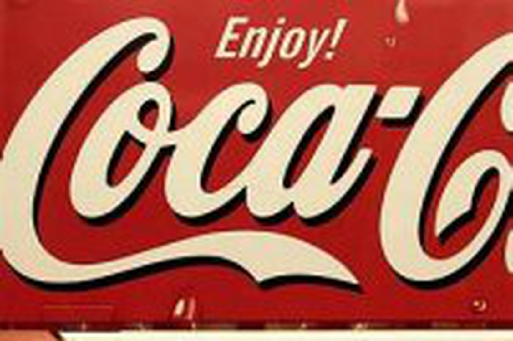 Coca Cola vörumerkið er ekki lengur það verðmætasta í heimi, …