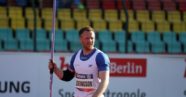 Helgi Sveinsson ætlaði sér stóra hluti á Paralympics í Tókýó.